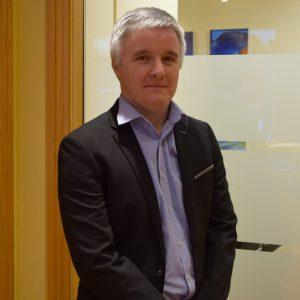 ACE Life & Pensions Director Damien Murtagh